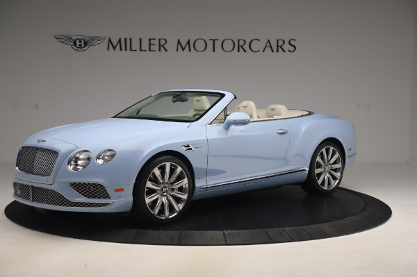 Used 2017 Bentley Continental GT Convertible W12 for sale $169,900 at Alfa Romeo of Westport in Westport CT 06880 2