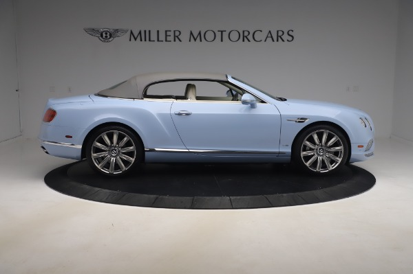 Used 2017 Bentley Continental GT Convertible W12 for sale $169,900 at Alfa Romeo of Westport in Westport CT 06880 22