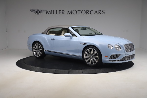 Used 2017 Bentley Continental GT Convertible W12 for sale $169,900 at Alfa Romeo of Westport in Westport CT 06880 23