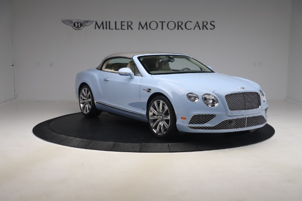 Used 2017 Bentley Continental GT Convertible W12 for sale $169,900 at Alfa Romeo of Westport in Westport CT 06880 24