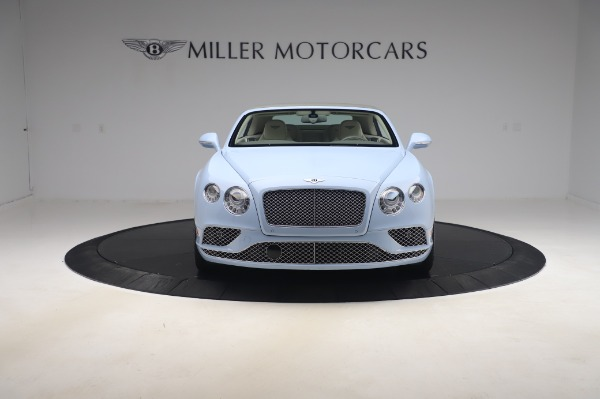 Used 2017 Bentley Continental GT Convertible W12 for sale $169,900 at Alfa Romeo of Westport in Westport CT 06880 25