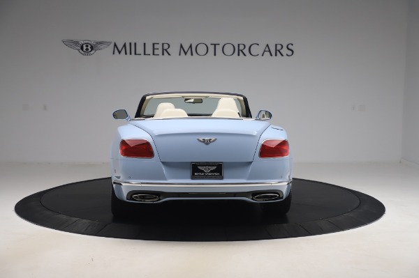 Used 2017 Bentley Continental GT Convertible W12 for sale $169,900 at Alfa Romeo of Westport in Westport CT 06880 6