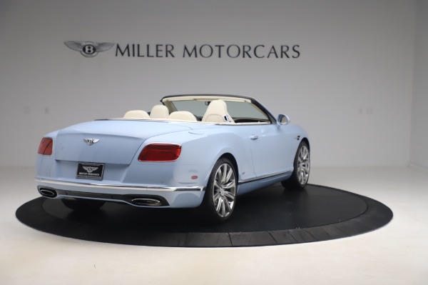 Used 2017 Bentley Continental GT Convertible W12 for sale $169,900 at Alfa Romeo of Westport in Westport CT 06880 7