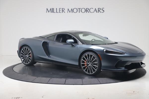 New 2020 McLaren GT Luxe for sale $247,125 at Alfa Romeo of Westport in Westport CT 06880 10
