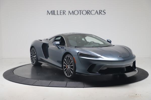 New 2020 McLaren GT Luxe for sale $247,125 at Alfa Romeo of Westport in Westport CT 06880 11