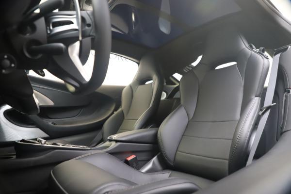 New 2020 McLaren GT Luxe for sale $247,125 at Alfa Romeo of Westport in Westport CT 06880 16