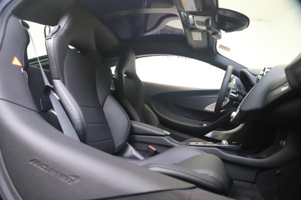 New 2020 McLaren GT Luxe for sale $247,125 at Alfa Romeo of Westport in Westport CT 06880 19