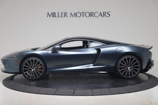 New 2020 McLaren GT Luxe for sale $247,125 at Alfa Romeo of Westport in Westport CT 06880 3