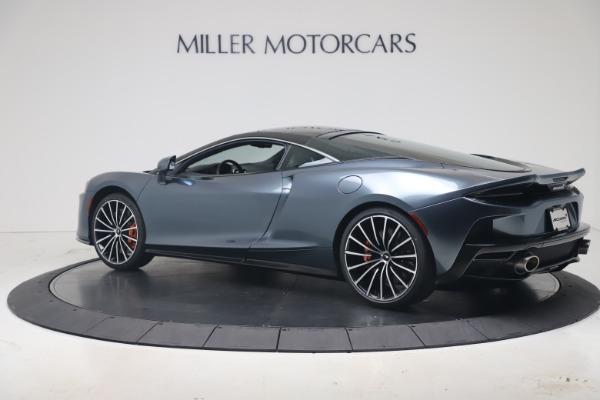 New 2020 McLaren GT Luxe for sale $247,125 at Alfa Romeo of Westport in Westport CT 06880 4