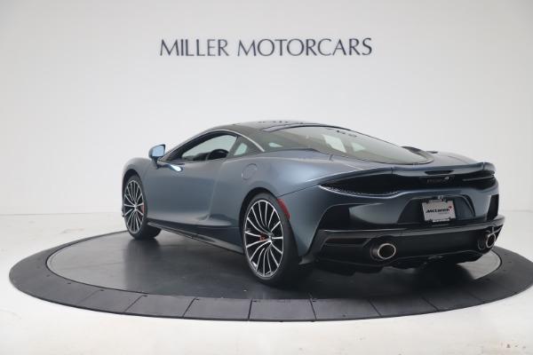 New 2020 McLaren GT Luxe for sale $247,125 at Alfa Romeo of Westport in Westport CT 06880 5