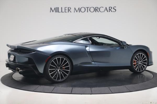 New 2020 McLaren GT Luxe for sale $247,125 at Alfa Romeo of Westport in Westport CT 06880 8