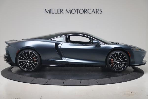 New 2020 McLaren GT Luxe for sale $247,125 at Alfa Romeo of Westport in Westport CT 06880 9