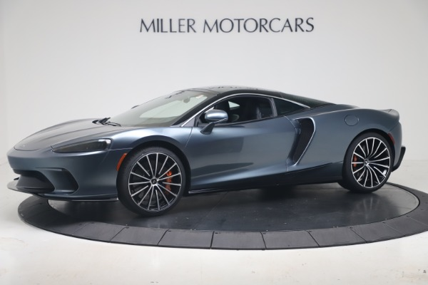 New 2020 McLaren GT Luxe for sale $247,125 at Alfa Romeo of Westport in Westport CT 06880 1
