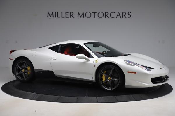 Used 2013 Ferrari 458 Italia for sale $229,900 at Alfa Romeo of Westport in Westport CT 06880 10