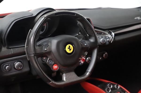 Used 2013 Ferrari 458 Italia for sale Sold at Alfa Romeo of Westport in Westport CT 06880 21