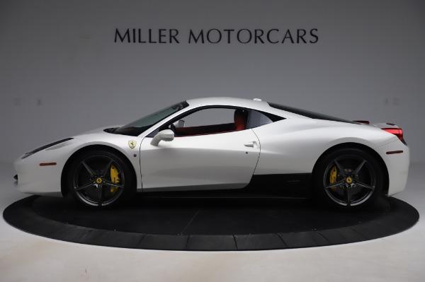 Used 2013 Ferrari 458 Italia for sale $229,900 at Alfa Romeo of Westport in Westport CT 06880 3