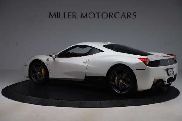 Used 2013 Ferrari 458 Italia for sale $229,900 at Alfa Romeo of Westport in Westport CT 06880 4