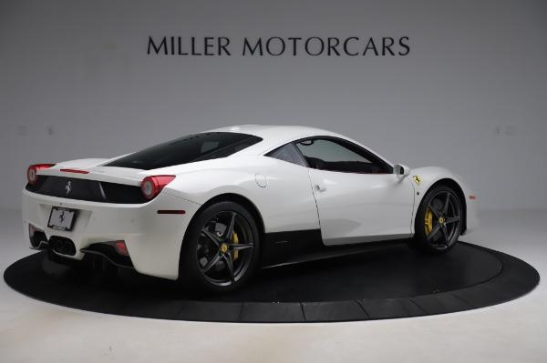 Used 2013 Ferrari 458 Italia for sale $229,900 at Alfa Romeo of Westport in Westport CT 06880 7