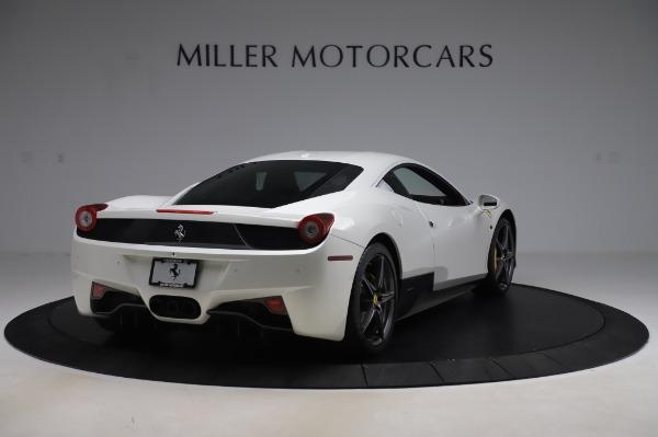 Used 2013 Ferrari 458 Italia for sale $229,900 at Alfa Romeo of Westport in Westport CT 06880 8