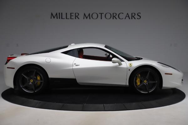 Used 2013 Ferrari 458 Italia for sale $229,900 at Alfa Romeo of Westport in Westport CT 06880 9