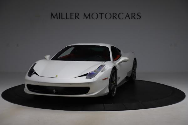 Used 2013 Ferrari 458 Italia for sale $229,900 at Alfa Romeo of Westport in Westport CT 06880 1