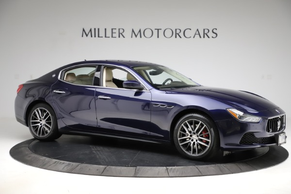 Used 2017 Maserati Ghibli S Q4 for sale $48,900 at Alfa Romeo of Westport in Westport CT 06880 10