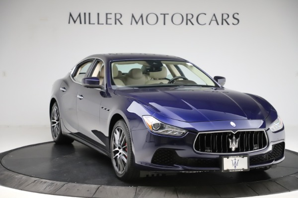 Used 2017 Maserati Ghibli S Q4 for sale $48,900 at Alfa Romeo of Westport in Westport CT 06880 11