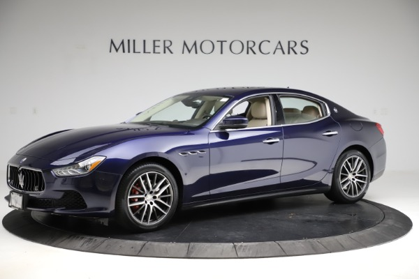 Used 2017 Maserati Ghibli S Q4 for sale $48,900 at Alfa Romeo of Westport in Westport CT 06880 2