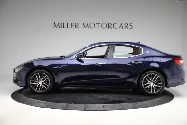 Used 2017 Maserati Ghibli S Q4 for sale $48,900 at Alfa Romeo of Westport in Westport CT 06880 3