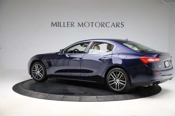 Used 2017 Maserati Ghibli S Q4 for sale $48,900 at Alfa Romeo of Westport in Westport CT 06880 4