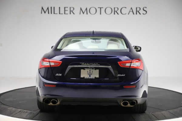 Used 2017 Maserati Ghibli S Q4 for sale $48,900 at Alfa Romeo of Westport in Westport CT 06880 6