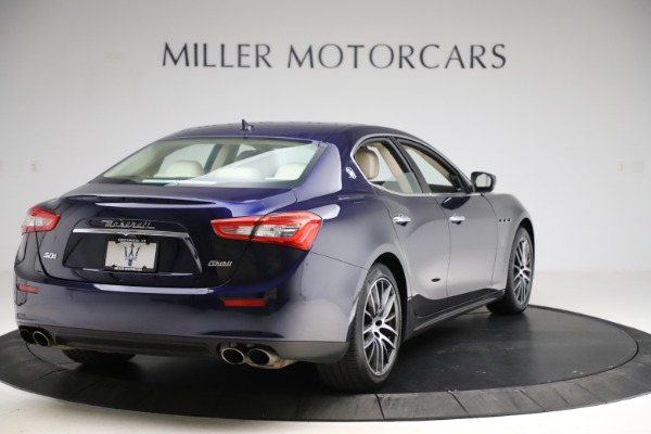 Used 2017 Maserati Ghibli S Q4 for sale $48,900 at Alfa Romeo of Westport in Westport CT 06880 7