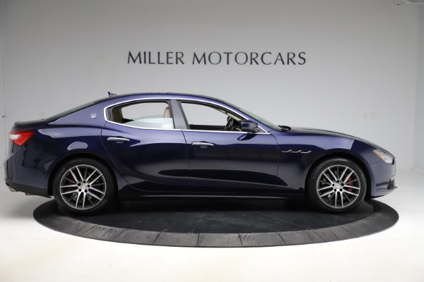 Used 2017 Maserati Ghibli S Q4 for sale $48,900 at Alfa Romeo of Westport in Westport CT 06880 9