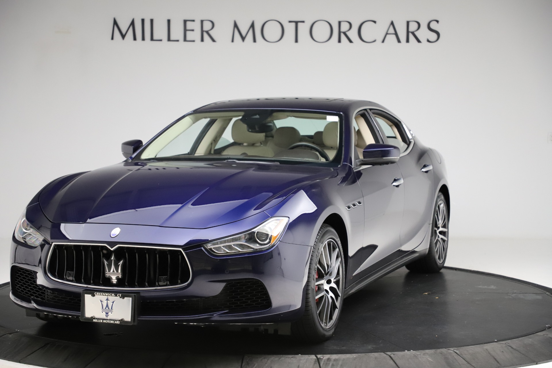 Used 2017 Maserati Ghibli S Q4 for sale $48,900 at Alfa Romeo of Westport in Westport CT 06880 1