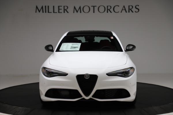 New 2020 Alfa Romeo Giulia Ti Sport Q4 for sale $51,495 at Alfa Romeo of Westport in Westport CT 06880 12