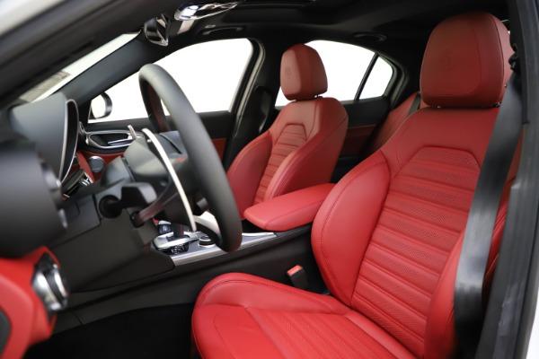 New 2020 Alfa Romeo Giulia Ti Sport Q4 for sale $51,495 at Alfa Romeo of Westport in Westport CT 06880 15