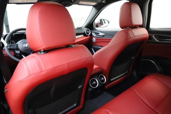 New 2020 Alfa Romeo Giulia Ti Sport Q4 for sale $51,495 at Alfa Romeo of Westport in Westport CT 06880 18