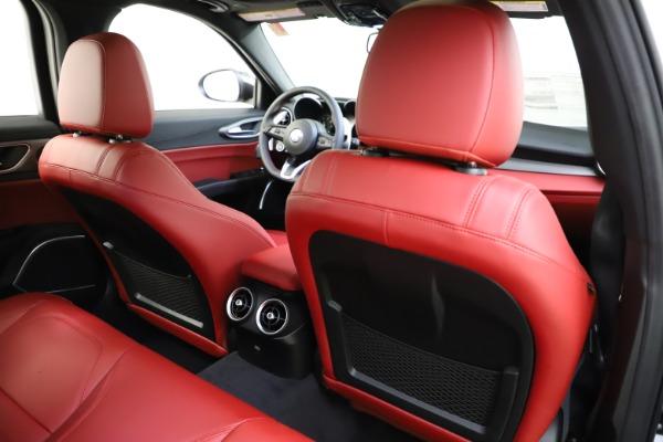 New 2020 Alfa Romeo Giulia Ti Sport Q4 for sale $51,495 at Alfa Romeo of Westport in Westport CT 06880 24