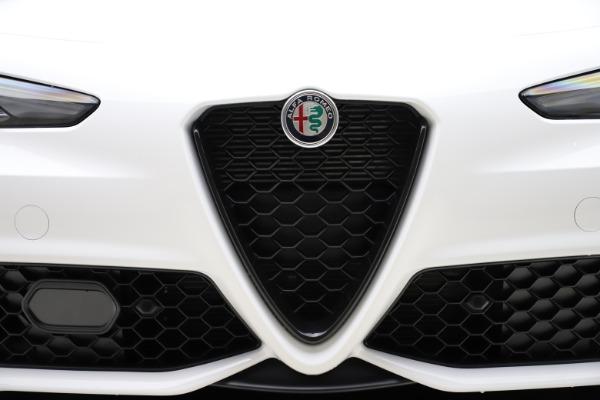New 2020 Alfa Romeo Giulia Ti Sport Q4 for sale $51,495 at Alfa Romeo of Westport in Westport CT 06880 26