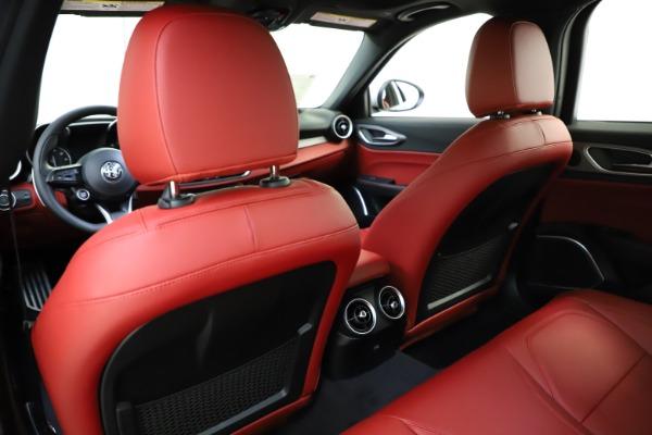 New 2020 Alfa Romeo Giulia Sport Q4 for sale $48,645 at Alfa Romeo of Westport in Westport CT 06880 20