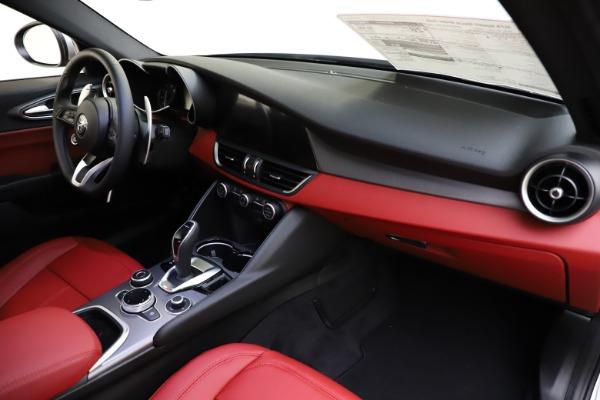 New 2020 Alfa Romeo Giulia Sport Q4 for sale $48,645 at Alfa Romeo of Westport in Westport CT 06880 23