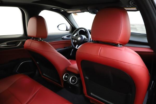 New 2020 Alfa Romeo Giulia Sport Q4 for sale $48,645 at Alfa Romeo of Westport in Westport CT 06880 26
