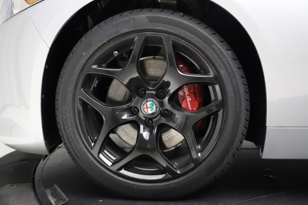 New 2020 Alfa Romeo Giulia Sport Q4 for sale $48,645 at Alfa Romeo of Westport in Westport CT 06880 28