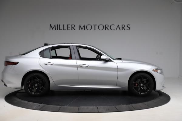 New 2020 Alfa Romeo Giulia Sport Q4 for sale $48,645 at Alfa Romeo of Westport in Westport CT 06880 9