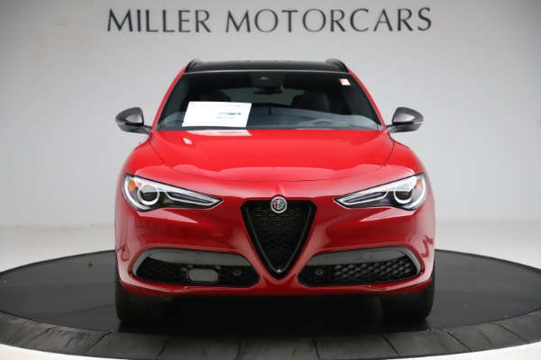New 2020 Alfa Romeo Stelvio Ti Sport Carbon Q4 for sale $58,745 at Alfa Romeo of Westport in Westport CT 06880 12