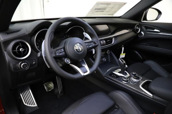 New 2020 Alfa Romeo Stelvio Ti Sport Carbon Q4 for sale $58,745 at Alfa Romeo of Westport in Westport CT 06880 13
