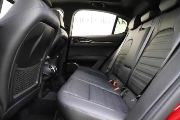 New 2020 Alfa Romeo Stelvio Ti Sport Carbon Q4 for sale $58,745 at Alfa Romeo of Westport in Westport CT 06880 19