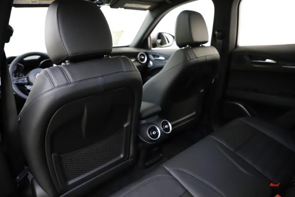 New 2020 Alfa Romeo Stelvio Ti Sport Carbon Q4 for sale $58,745 at Alfa Romeo of Westport in Westport CT 06880 20