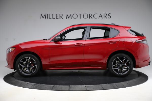 New 2020 Alfa Romeo Stelvio Ti Sport Carbon Q4 for sale $58,745 at Alfa Romeo of Westport in Westport CT 06880 3