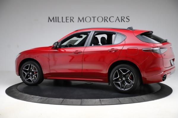New 2020 Alfa Romeo Stelvio Ti Sport Carbon Q4 for sale $58,745 at Alfa Romeo of Westport in Westport CT 06880 4